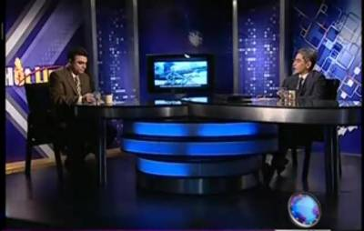 Hot Line (Importance of Sindh--Its Effects on National Economy) 16 April 2012