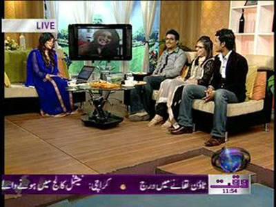 Salam Pakistan 10 May 2012