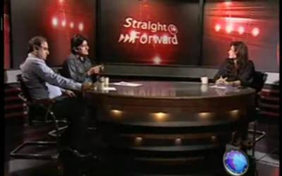 Straight Forward (Direction of Journalism in Pakistan---Right or Wrong?)14 May 2012