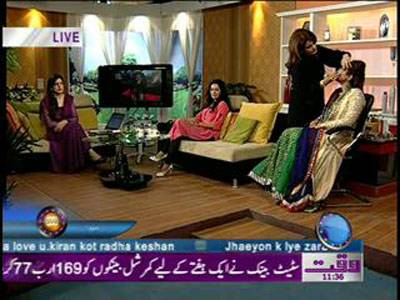 Salam Pakistan 18 May 2012