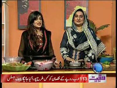 Salam Pakistan 11 June 2012