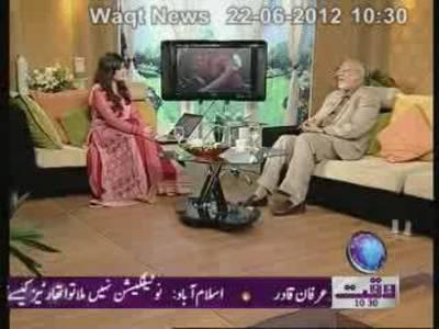 Salam Pakistan 22 June 2012