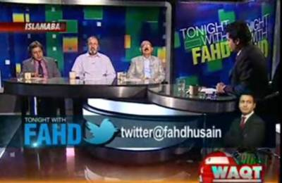 Tonight With Fahd 19 July 2012