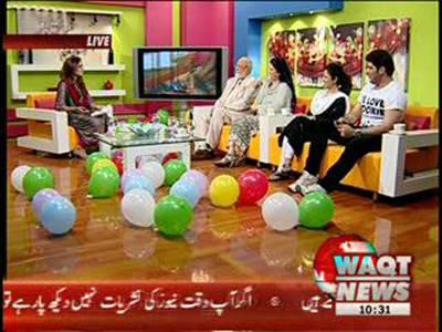Salam Pakistan 10 September 2012