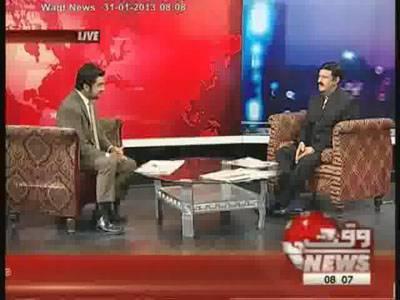 News Lounge 31 January 2013