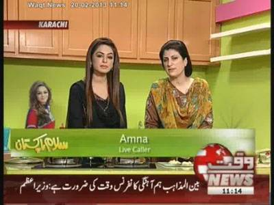 Salam Pakistan 20 February 2013 (Part 2)