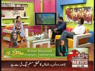 Salam Pakistan 14 March 2013 (Part 2)