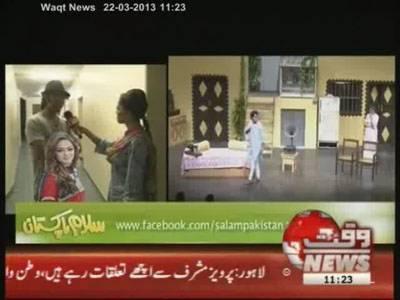 Salam Pakistan 22 March 2013 (Part 2)