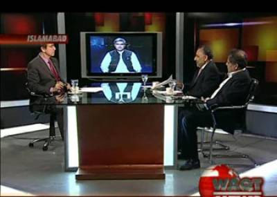 Tonight With Moeed Pirzada (Changes in Bureaucracy in Punjab) 10 April 2013