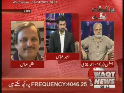 News Lounge 16 April 2013