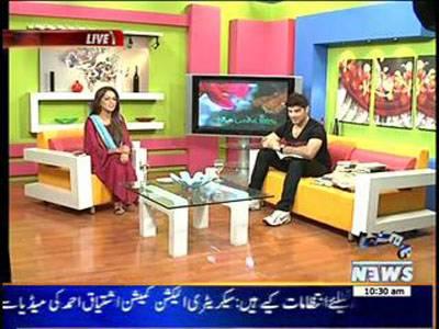 Salam Pakistan 06 May 2013 (Part 1)