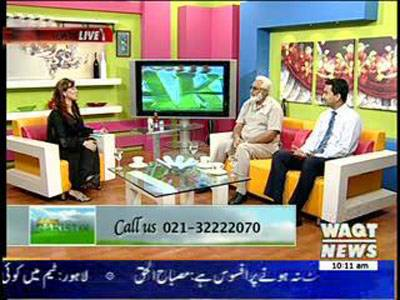 Salam Pakistan 01 July 2013 (Part 1)