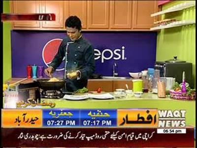 Salam Pakistan Ramzan Special 22 July 2013 (Part 2)