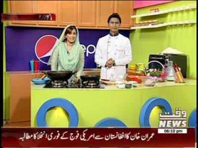 Salam Pakistan Ramzan Special 01 August 2013 (Part 2)