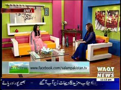 Salam Pakistan 20 August 2013 (part 2)