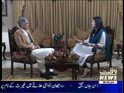 8 PM With Fareeha Idrees 09 December 2013