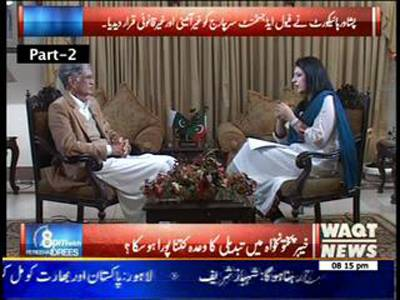 8 PM With Fareeha Idrees 18 December 2013