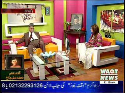 Salam Pakistan 25 December 2013 (Part 2)