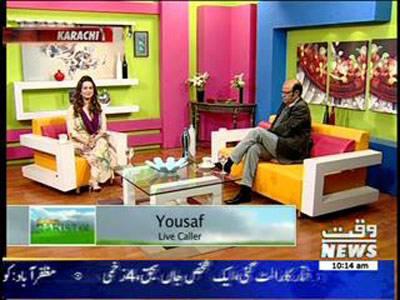 Salam Pakistan 08 April 2014 (Part1)