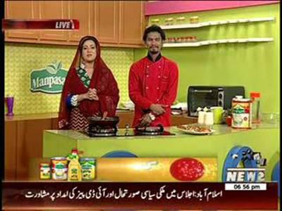 Salam Pakistan 15 July 2014 (Rehman Ramazan part 2)