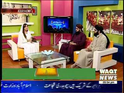 Salam Pakistan 25 July 2014 (Rehman Ramazan part 1)