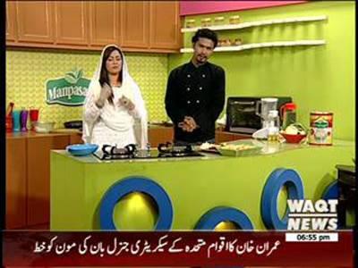 Salam Pakistan 25 July 2014 (Rehman Ramazan part 2)