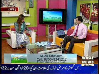 Salam Pakistan 18 September 2014 (part 1)