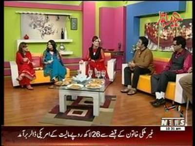 Salam Pakistan Eid Special 07 October 2014 (part 1)
