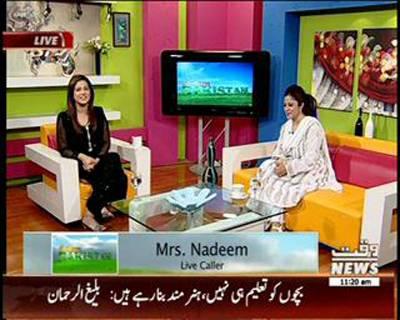Salam Pakistan 18 November 2014 (part 2)