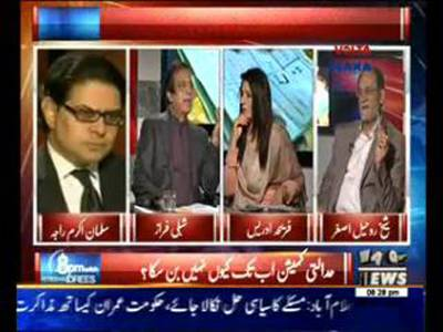 8PM with Fareeha Idrees 01 December 2014