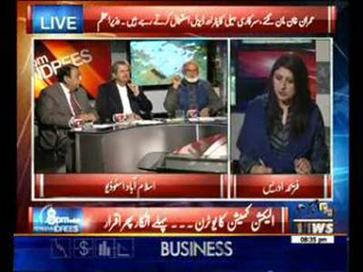 8PM with Fareeha Idrees 02 December 2014