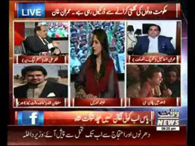 8PM with Fareeha Idrees 15 December 2014