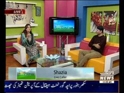 Salam Pakistan 07 January 2015 (Part 2)