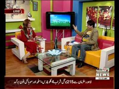 Salam Pakistan 11 February 2015 (Part 2)