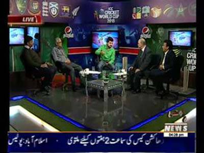 ICC Cricket World Cup Special Transmission 26 February 2015 (part 2)