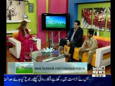 Salam Pakistan 27 April 2015 (Part 2)