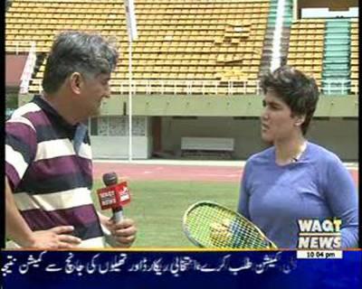 Apna Apna Gareban 04 May 2015 (Maria Toorpakai's Interveiw)