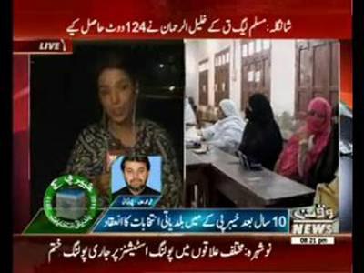 The Other Side (Local Body Elections of KPK) 30 May 2015 part 2