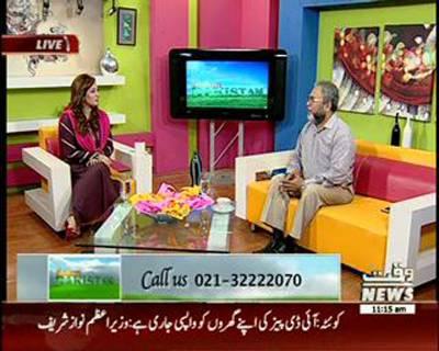 Salam Pakistan 02 June 2015 (Part 2)