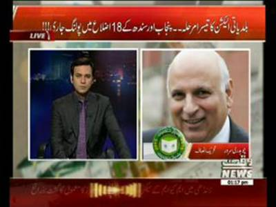 Local Bodies Elections Special Transmission 05 December 2015 (Part 3)