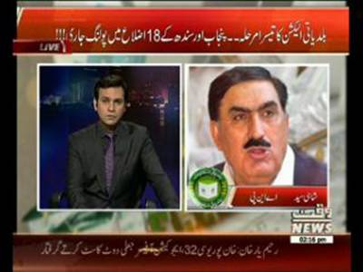 Local Bodies Elections Special Transmission 05 December 2015 (Part 4)