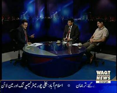 Waqt At Eleven 30 April 2016