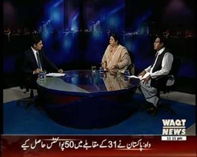 Waqt At Eleven 06 May 2016