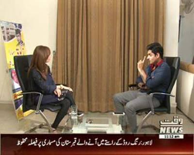 Salam Pakistan 06 June 2016 (Abrar- ul-haq's Interview)