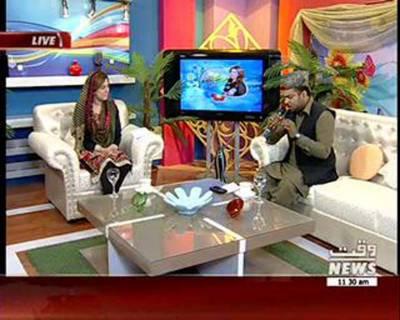 Salam Pakistan 10 OCT 2016 (Part 2)