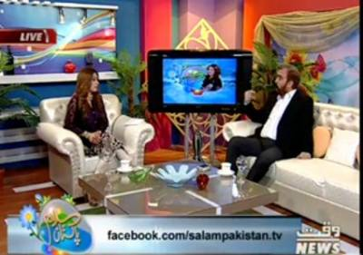 Salam Pakistan 19 Dec 2016 (Part 2)