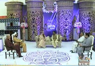 Saadat_E_Ramzan 29 May 2017 (Part 2) Sehri First Ramzan Transmission