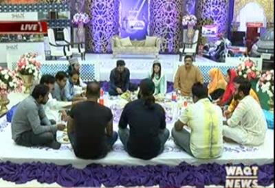 Saadat E Ramazan (Part 2) Iftar Transmission 7th Ramzan 1439, 03 June 2017