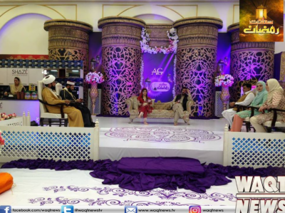 Saadat_E_Ramzan 03 June 2017 (Part 1) 7th Sehri Ramzan Transmission