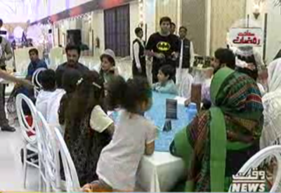 Saadat E Ramazan (Part 3)Post Iftar Transmission 7th Ramazan 1439, 03 June 2017